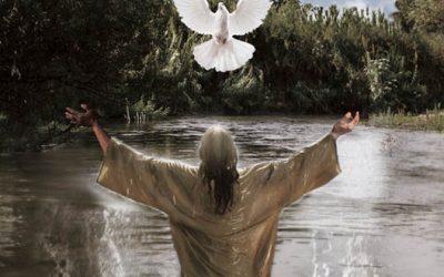 John Baptized Me