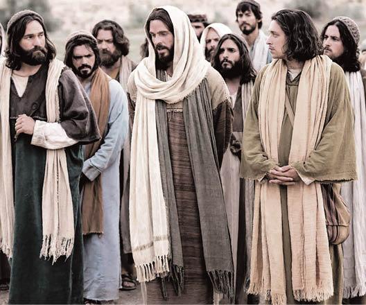 I met six disciples – John 1:35-51